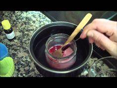 (DIY)Cómo hacer jabón de glicerina hidratante