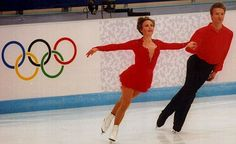 Torvill and Dean - 1984