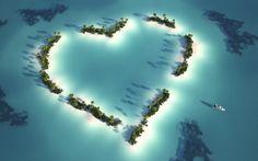 """Good Morning ✫..•°*""""˜˜""""*°•.Ϡ₡ღ  Bonjour ✫..•°*""""˜˜""""*°•.Ϡ₡ღ  Buongiorno ✫..•°*""""˜˜""""*°•.Ϡ₡ღ  Heart Island(Maldives)"""