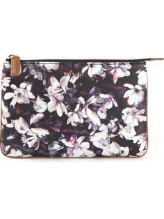 Paul Smith Flower Print Clutch - Chin's - Farfetch.com