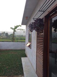 Villa ciwalen- One word: view!   Contact: sketsadelik@gmail.com