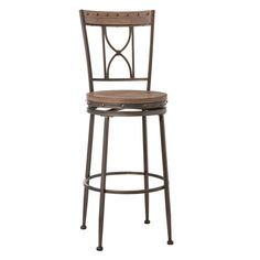 Hillsdale Paddock Swivel Counter Stool - 5987-826