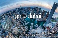 Go to Dubai