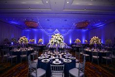 This reception at Disney's Grand Floridian Resort will have you feeling like you stepped into a fantasy. Photo: Jacob, Disney Fine Art Photography