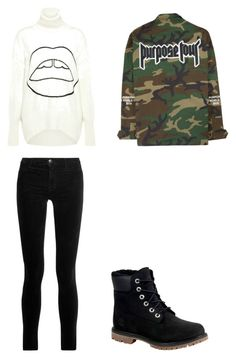 """Confo"" by daphnee-poulin on Polyvore featuring art"