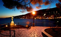 <3 Opatija Croatia Places Ive Been, Patio, Memories, Outdoor Decor, Holiday, Travel, Google, Andalusia, Nature Reserve