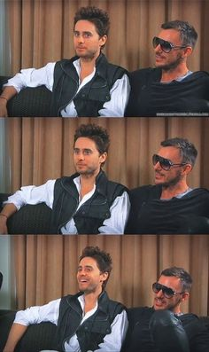 double the Leto, double the sexy! Jared and Shannon <3 <3