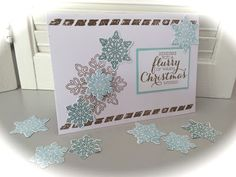 Laura's Creative Moments: Flurry of Wishes - Stampin' Up!
