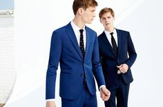 Felix Gesnouin and Janis Ancens for Zara Spring Summer 2015 Lookbook