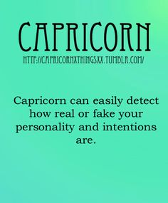 Daily Horoscope - Capricorn can easily detect how real or fake your personality and intentions are Zodiac Capricorn, All About Capricorn, Capricorn Quotes, Zodiac Signs Capricorn, Capricorn And Aquarius, Zodiac Horoscope, My Zodiac Sign, Zodiac Facts, Daily Horoscope