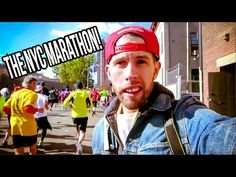 The NYC Marathon! -Shay Carl Appearance- (11.2.14 - Day 322) - YouTube