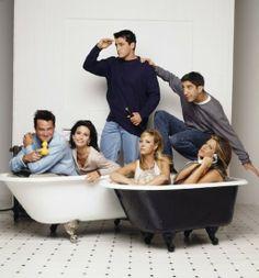 Bathroom Friends Tv Show Friends Tv Show, Friends 1994, The Cast Of Friends, Tv: Friends, Serie Friends, Friends Moments, I Love My Friends, Friends Forever, Friends Season
