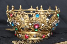 Malmbäck Church crown. 1700s.
