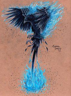 Phoenix by *KristynJanelle on deviantART
