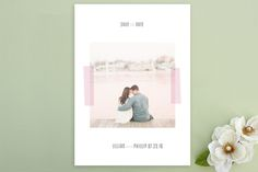 Picture Perfect Save The Date Postcards