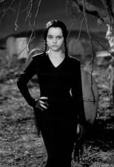 Favorite role played by Miss Ricci will always be Wednesday Adams. Creepy little bitch.