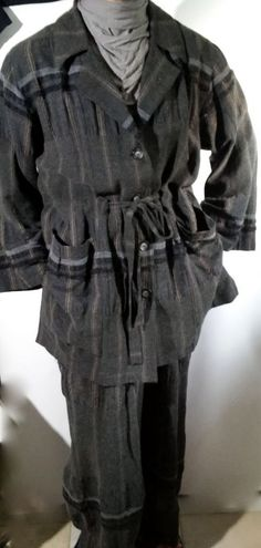 @tumbrl @Skype @eBay @DailyMail @yandexcom @google @Facebook @instagram @nytimes @I_LOVE_NY @PinterestIvan Grundahl Copenhagen Gray Coat Blazer & Pants pant suits  Size 36  EUXL #IvanGrundahlCopenhagen #PantSuit