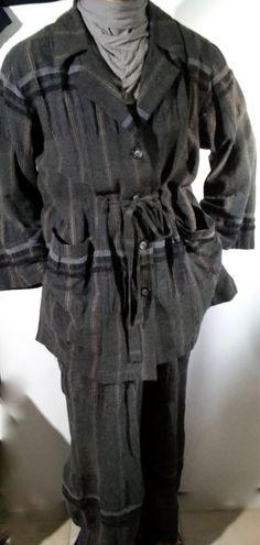 I#twitter#tumbrl#instagram#avito#ebay#yandex#facebook #whatsapp#google#fashion#icq#skype#dailymail#avito.ru#nytimes #i_love_ny     van Grundahl Copenhagen Gray Coat Blazer & Pants pant suits  Size 36  EUXL #IvanGrundahlCopenhagen #PantSuit