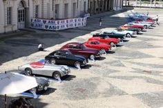L'ASI festeggia a Torino i suoi primi 50 anni di storia con un fitto programma con 150 aut0, 50 moto e 30 veicoli militari