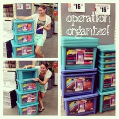 Shopping for Rubbermaid AllAccess Organizers at The Home Depot! via The Thinking Closet