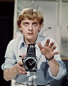 David Hemmings in 'Blow-Up',1966