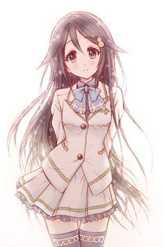 Izumi Reina | My rant for episode 2 of Musaigen no Phantom World here ~ http://www.theyorouzoya.com/2016/01/MusaigenEp2.html