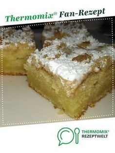 Streuselkuchen (DDR recipe) from thermokessi. A Thermomix ® recipe from the cat . - Streuselkuchen (DDR recipe) from thermokessi. A Thermomix ® recipe from the category baking sweet - Desserts For A Crowd, Healthy Dessert Recipes, Easy Desserts, Dessert Simple, Apple Recipes Easy, Baking Recipes, Pastry Recipes, Lemon Desserts, Cookies Et Biscuits