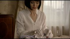 Must find this shirt. Miss Fisher's Murder Mysteries.