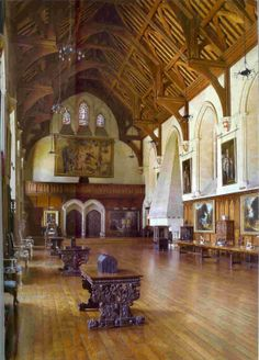 ...the great hall