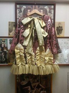 Одежда для девочек, ручной работы. Дизайнерское платье для девочки. Анастасия Курбатова (anastakurbatova). Ярмарка Мастеров. Платье нарядное, пайетки