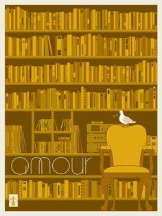 Amour by artist Matt Owen