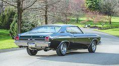 1969 Chevrolet Yenko Chevelle L72 427/425 HP, 4-Speed