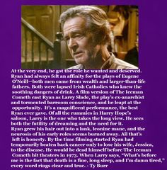 Robert Ryan Fan Page: The Iceman Cometh The Iceman Cometh, Robert Ryan, Best Supporting Actor, Fan Page, How To Memorize Things, Actors, American, Facebook, Random