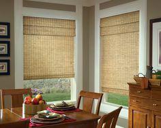 Hunter Douglas Provenance® Woven Wood Shades with Cordlock