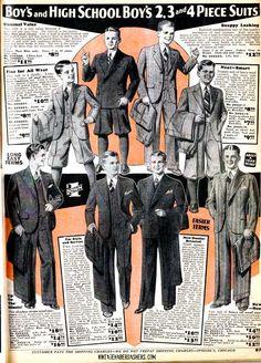 1930 Spiegel Catalog for Men
