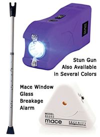 College Dorm Safety Package