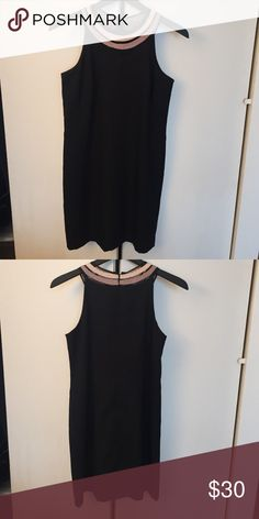 Cute Little black dress in like new condition Gorgeous LBD in perfect condition. Sz 4P Ann Taylor Dresses