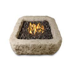 Propane Fire Table Outdoor Patio Backyard Heater Deck Fire Pit Furniture