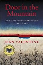Door in the Mountain | Jean Valentine (National Book Award Winner for Poetry 2004)