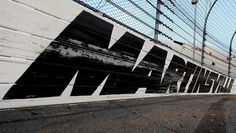 The wall at Martinsville