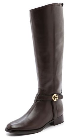 Tory Burch Riding Boots | 25% off at Shopbop