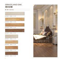 Wooden Tlies - Graceland Oak