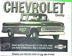 1963 Newspaper, Magazine ad's and Proofs - The 1947 - Present Chevrolet & GMC Truck Message Board Network 1963 Chevy Truck, Vintage Chevy Trucks, Classic Chevy Trucks, Chevy C10, Chevy Pickups, Chevrolet Trucks, Classic Chevrolet, C10 Trucks, Pickup Trucks