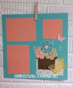 #spicegirlstamping, #kimberlygora.stampinup.net, #butterflies, #blossom, #mixedbunchpunch Page 2