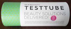 Testtube November 2014 Beauty Monthly Subscription Box