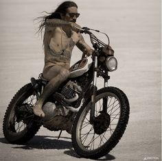 XGames - @SmokingSeagulls cruised the salt flats sans clothes in his #RealMoto edit! Click the link on our profile page to check it out. ( via @faction_audiovisual )  https://instagram.com/xgames/