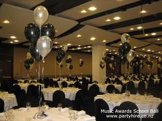 Image Detail for - Music themed balloons and Rock'n'Roll event decorating with balloons