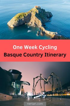 One Week Basque Cycling Itinerary We cycled one week in the beautiful Basque Country, saw the stunning coast of the Atlantic Ocean, crossed some mountains on old train tracks and had delicious snacks called Pinchos every evening. Cheap Places To Travel, Map Pictures, Basque Country, Short Trip, Beautiful Places To Visit, Train Travel, Travel Couple, Travel Photography, Photography Blogs