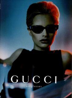 Рекламная кампания Gucci весна-лето — 1998. Изображение №19.