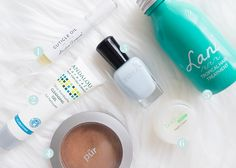 All my Vegan and Cruelty-Free Beauty Faves of the month!